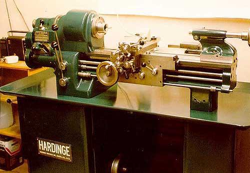 Value of a really old Hardinge toolroom lathe ?